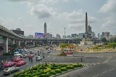paysage urbain de Bangkok image stock