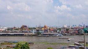 paysage urbain de Bangkok Photo libre de droits