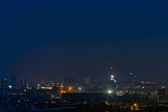 Paysage urbain de Dortmund Photos stock
