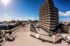 Paysage urbain de Hamilton City Images stock