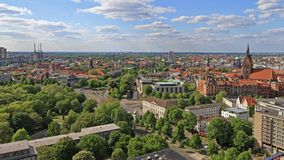 Paysage urbain de Hannovre photo stock