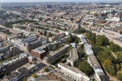 Paysage urbain de la Haye Photographie stock libre de droits