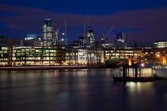 Paysage urbain de Londres Photographie stock