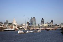 Paysage urbain de Londres Image libre de droits