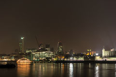 Paysage urbain de Londres, Royaume-Uni Photographie stock