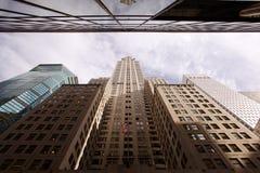 Paysage urbain de New York images stock
