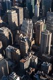 Paysage urbain de New York Photos libres de droits