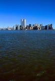 Paysage urbain de NY Photo libre de droits