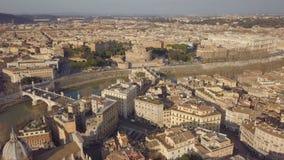 Paysage urbain de Rome clips vidéos