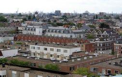 Paysage urbain de Rotterdam Photographie stock