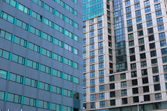 Paysage urbain de Rotterdam Image stock