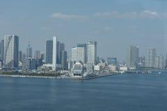 Paysage urbain de Tokyo photographie stock