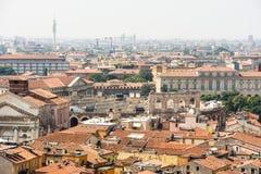 Paysage urbain de Vérone Photo stock