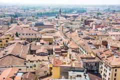 Paysage urbain de Vérone Image libre de droits