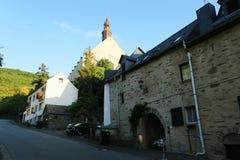 Paysage urbain de village Beilstein photo stock