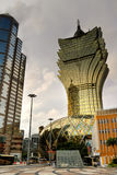 Paysage urbain du Macao photographie stock