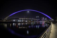 Paysage urbain, Dubaï, EAU, GCC Images stock