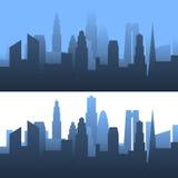 Paysage urbain générique