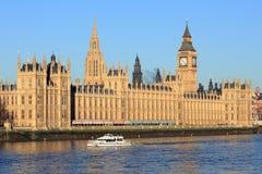 paysage urbain Londres Photo libre de droits