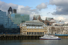 paysage urbain Londres images stock