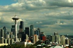 paysage urbain Seattle Image libre de droits