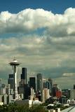 paysage urbain Seattle Photographie stock libre de droits