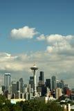 paysage urbain Seattle Images libres de droits