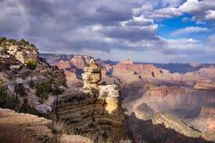 Paysage urbain - Sedona, Arizona, Etats-Unis Photos stock