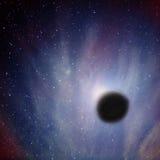 Paysages cosmiques d'une manière éblouissante beaux de l'univers Photo stock