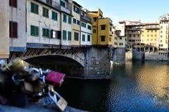 Paysages de Florence Photos stock