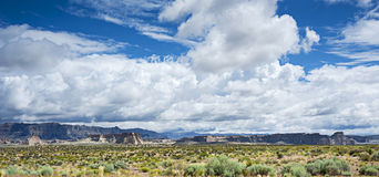 Paysages de l'Arizona Photographie stock libre de droits
