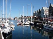 Paysages de la Norvège Images stock