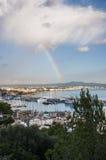 Paysages de Majorque Image libre de droits