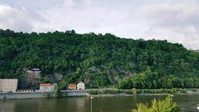 Paysages de montagne Photo libre de droits