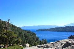 Paysages de parc national du lac Tahoe Images stock