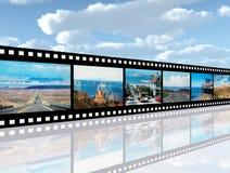 Paysages nord-américains Photos libres de droits