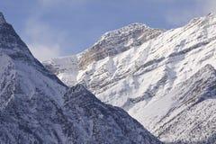Paysages scéniques en Jasper National Park, Alberta, Canada Photo libre de droits