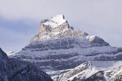 Paysages scéniques en Jasper National Park, Alberta, Canada Photographie stock