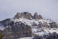 Paysages scéniques en Jasper National Park, Alberta, Canada Photos stock