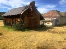 The Payson Mud House Stock Image