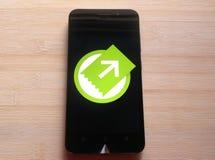 PayU app στοκ φωτογραφίες με δικαίωμα ελεύθερης χρήσης