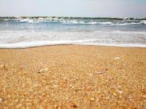Payyambalam plaża obrazy royalty free
