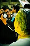 Paz colombiana imagenes de archivo
