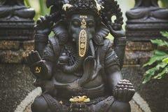 Paz de bali da ilha do ganesha da estátua fotos de stock royalty free