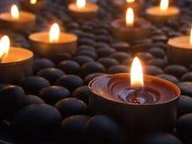 A paz de espírito. Foto de Stock