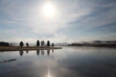Paz de la mañana Foto de archivo libre de regalías