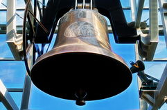 Paz de mundo Bell Imagenes de archivo