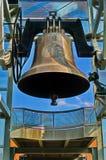 Paz de mundo Bell Imágenes de archivo libres de regalías
