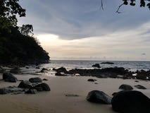 Paz del mar fotos de archivo