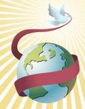 Paz del mundo Foto de archivo